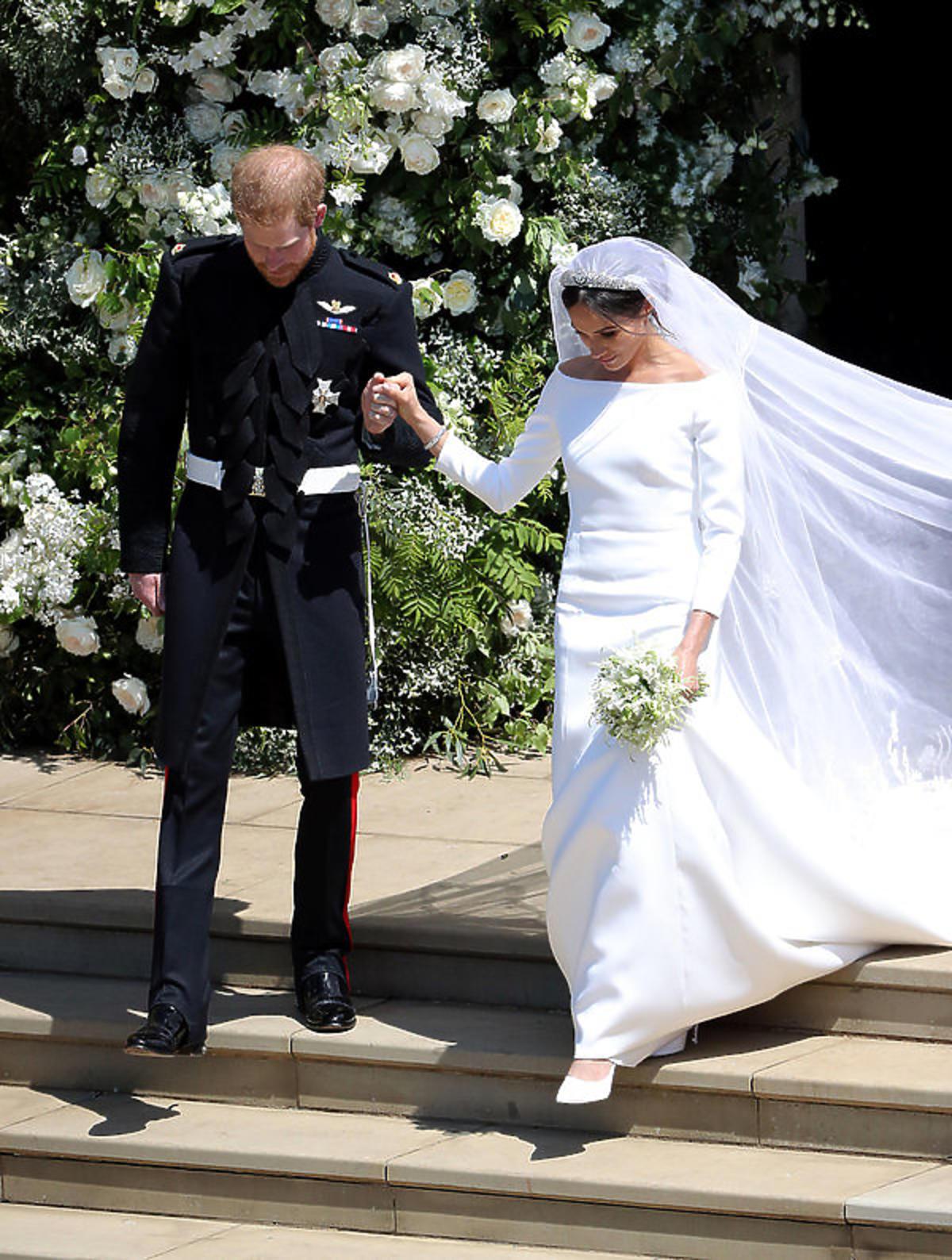 Meghan Markle ślub, książę Harry ślub