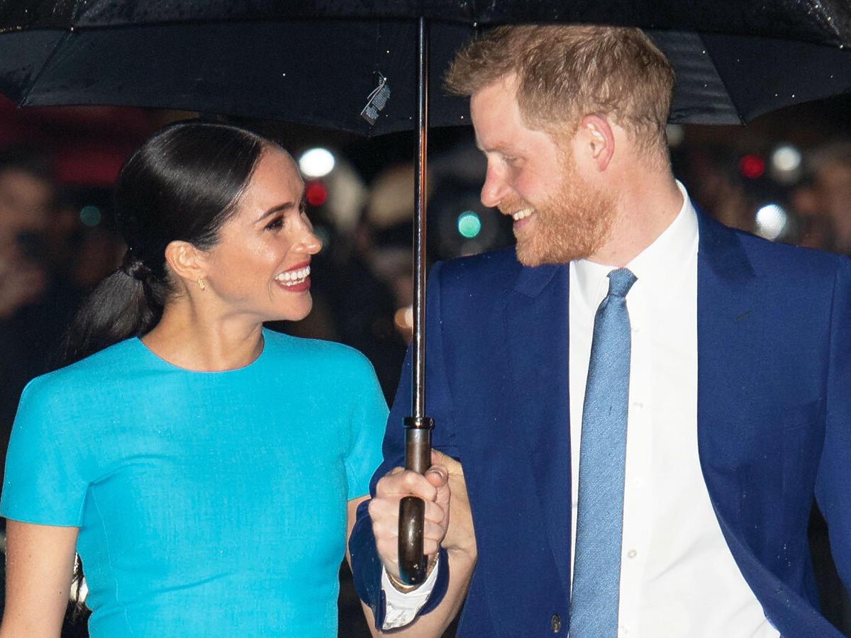 Meghan Markle urodziła! Książę Harry ma córkę!
