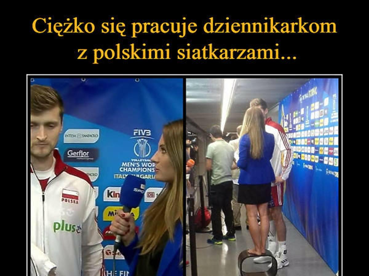 Memy po meczu Polska-Brazylia