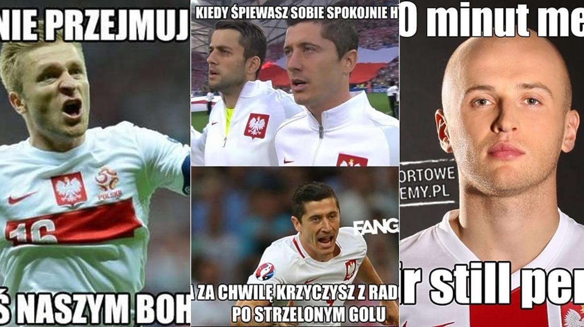 Memy po meczu Polska-Portugalia na Euro 2016
