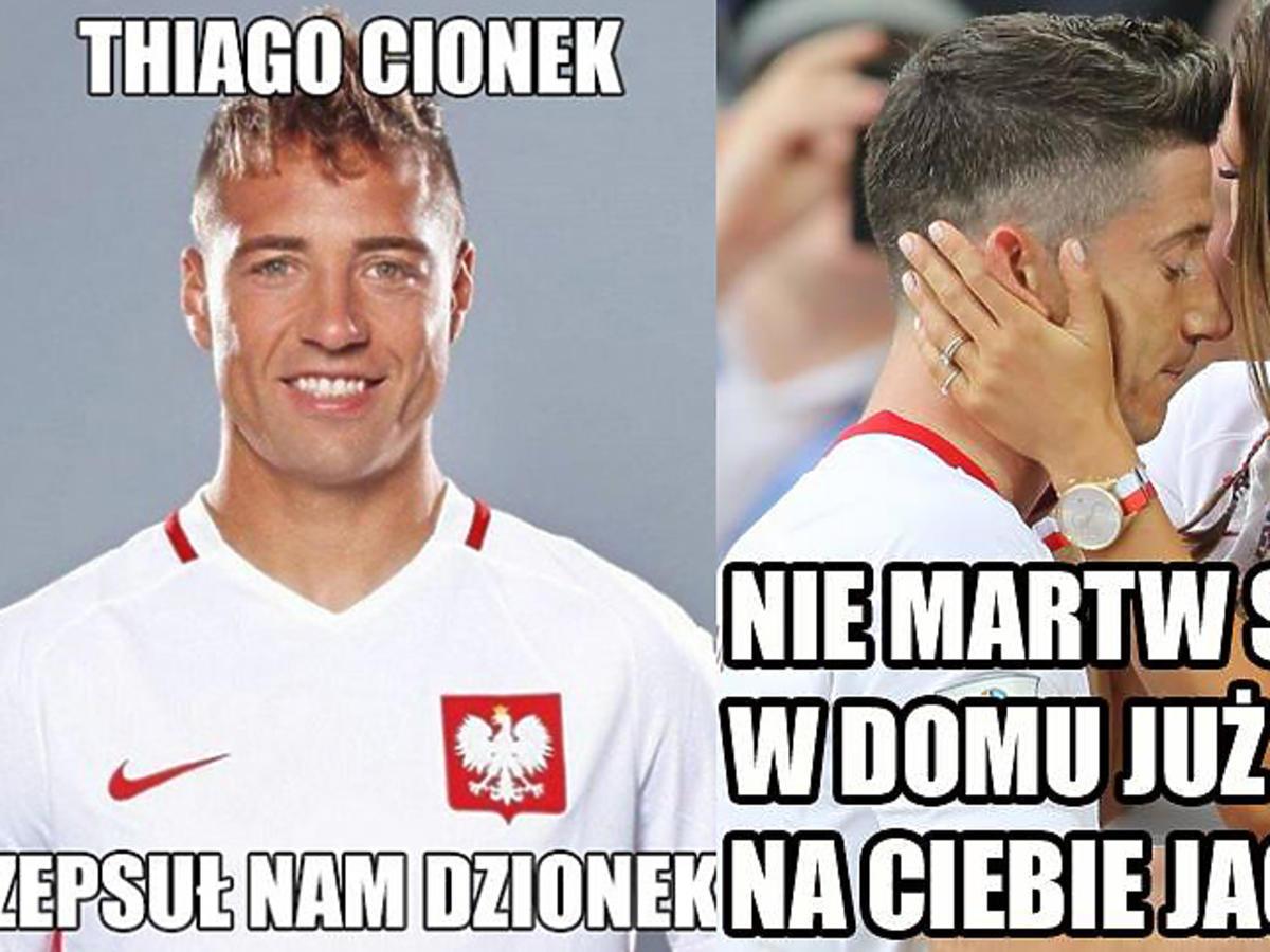 Memy po meczu Polska Senegal