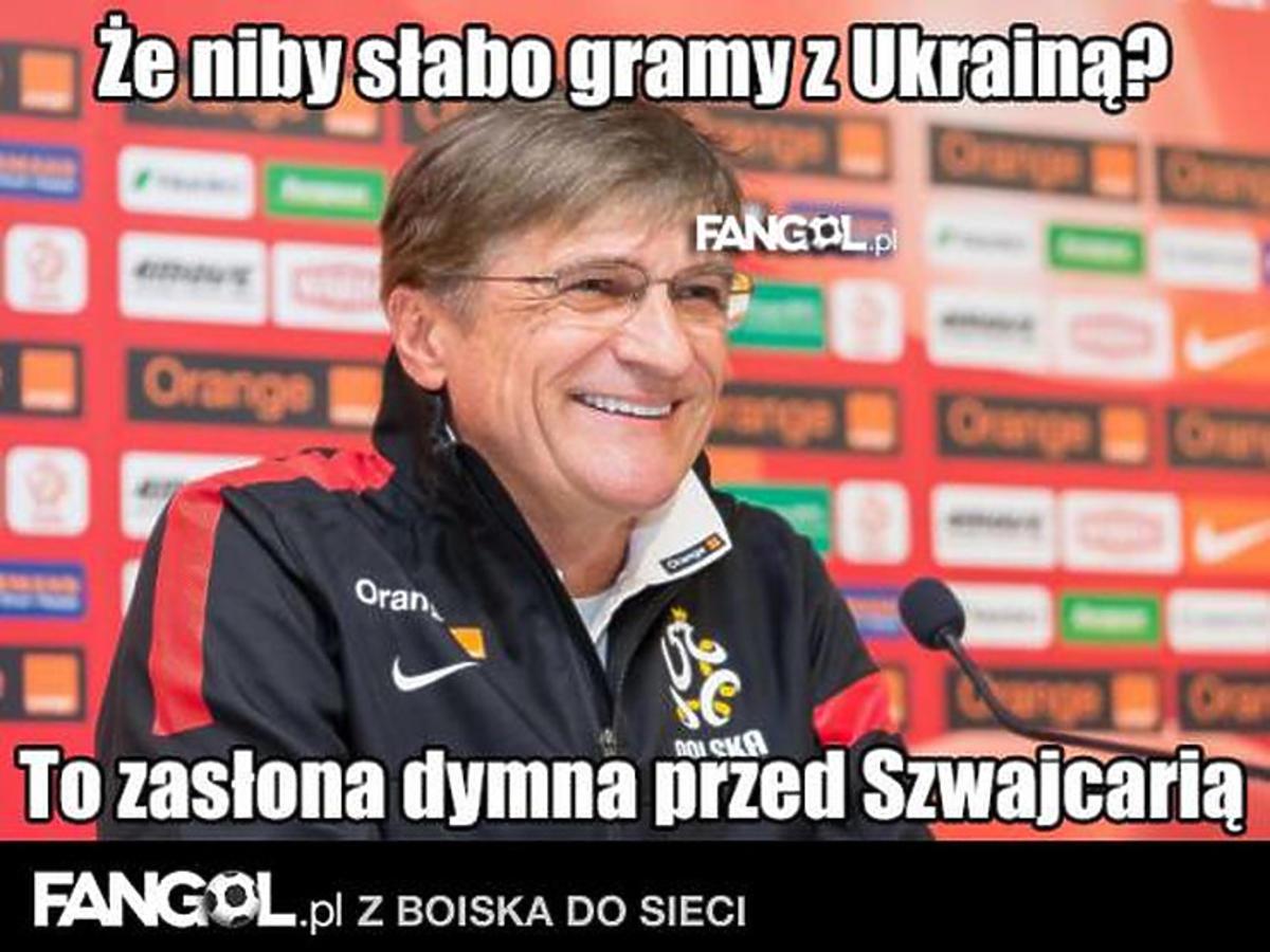 MEMY po meczu Polska-Ukraina na Euro 2016