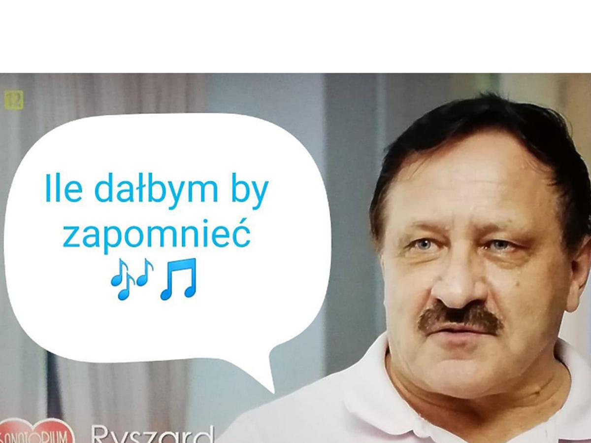 Memy z Ryszardem