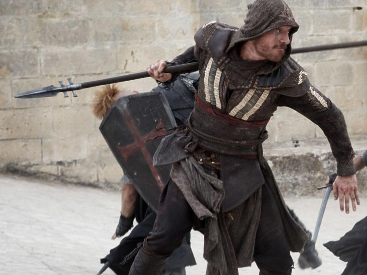 Michael Fassbender w filmie Assassin's Creed