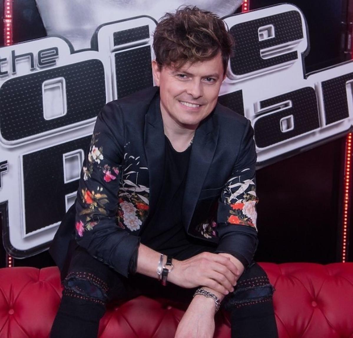Michael Patrick Kelly w programie The Voice of Poland