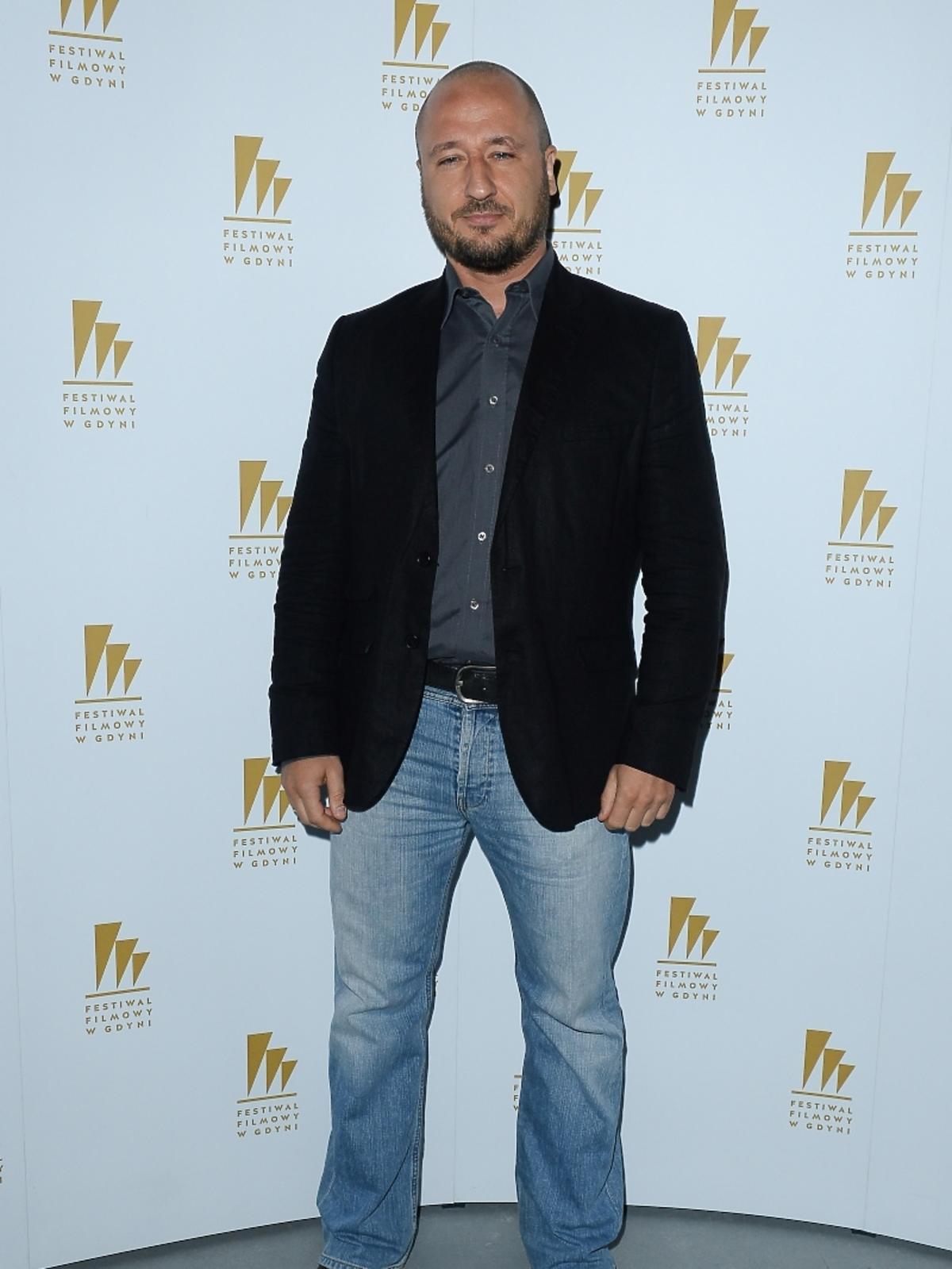 Michał Otłowski na 39 Festiwalu Filmowym w Gdyni 2014