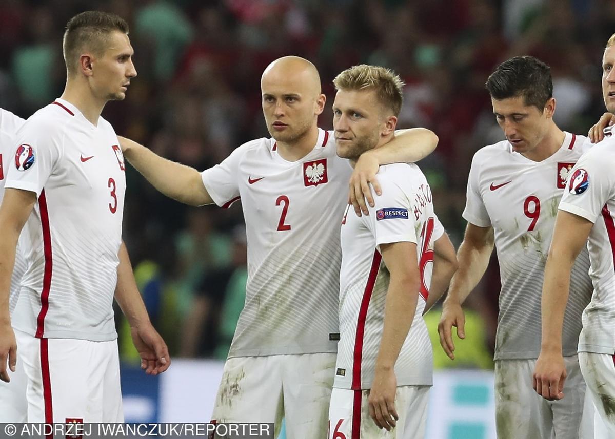 Michał Pazdan, Jakub Błaszczykowski, Robert Lewandowski