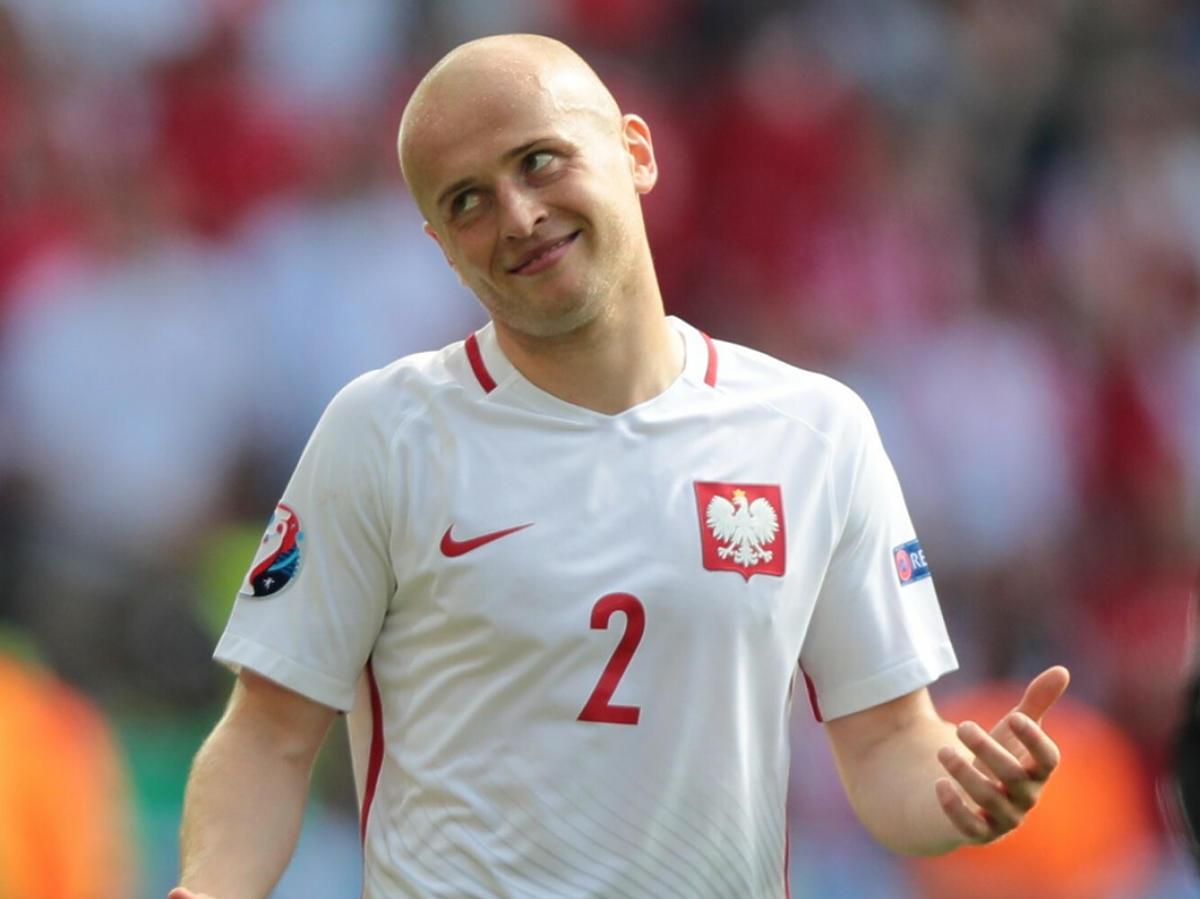 Michał Pazdan na Euro 2016