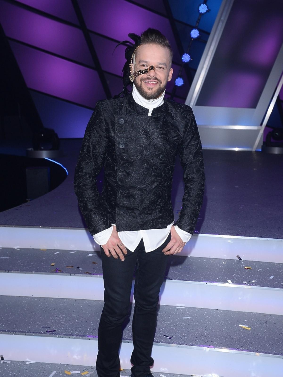 Michał Piróg w finale You Can Dance
