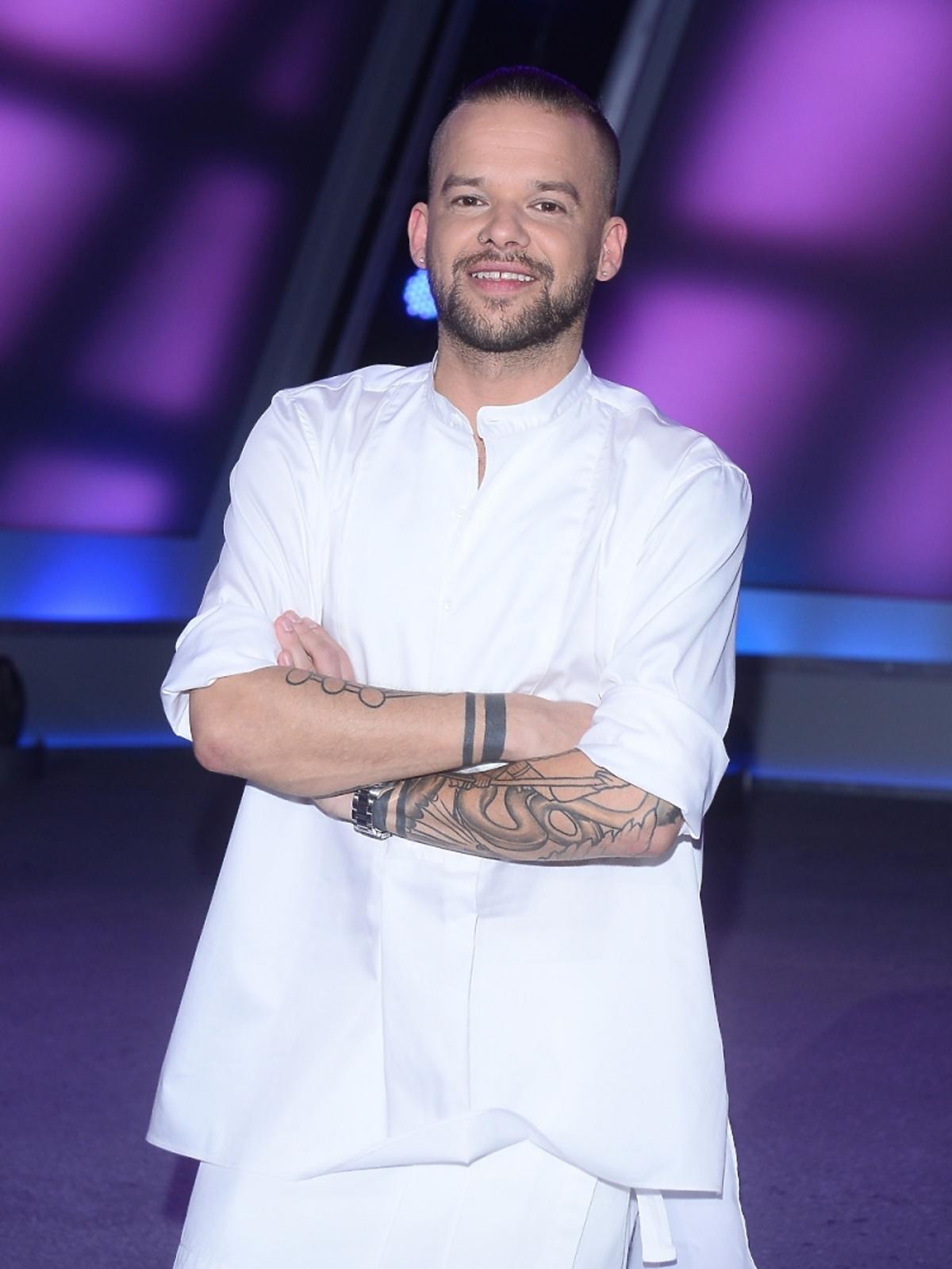 Michał Piróg w programie