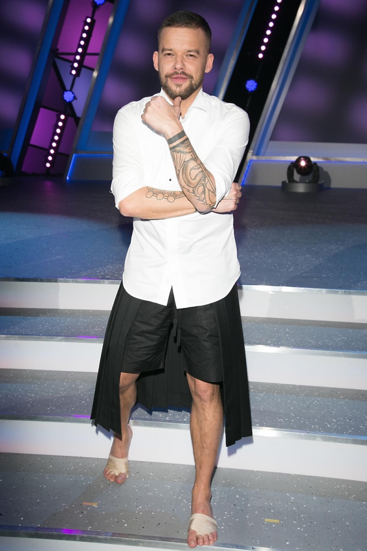 Michał Piróg w You Can Dance