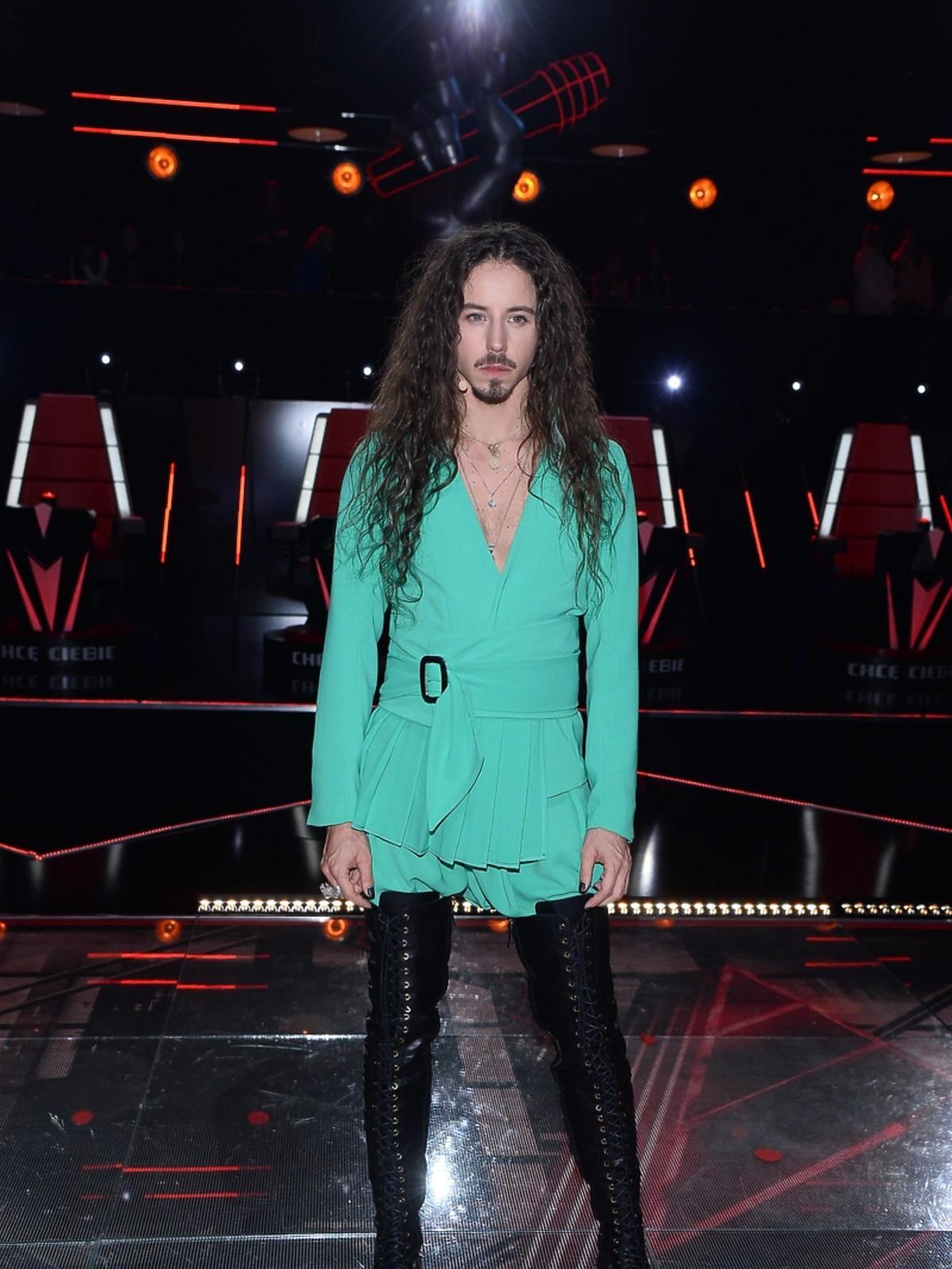 Michał Szpak w półfinale The Voice of Poland