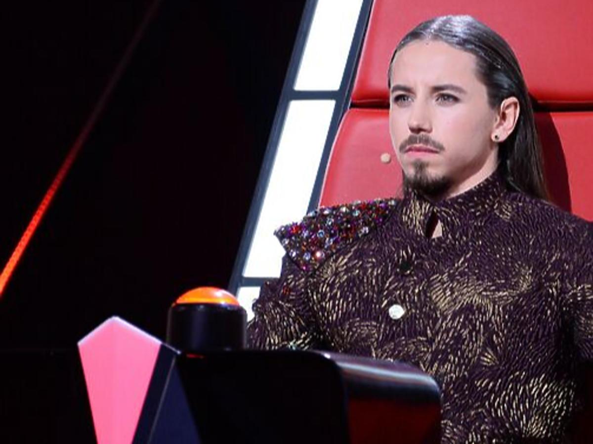 """Michał Szpak w programie """"The Voice of Poland"""""""