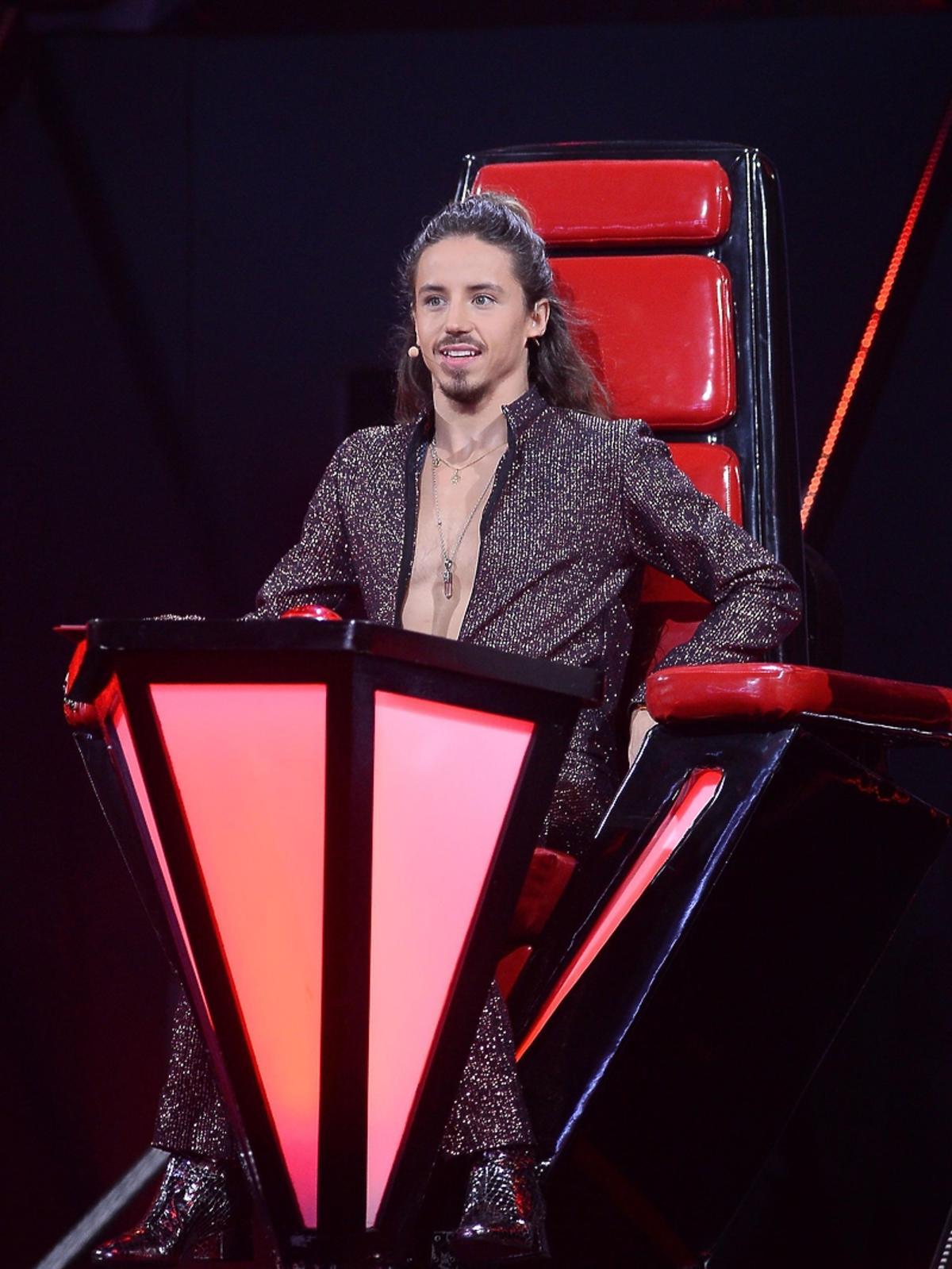 Michał Szpak w The Voice of Poland