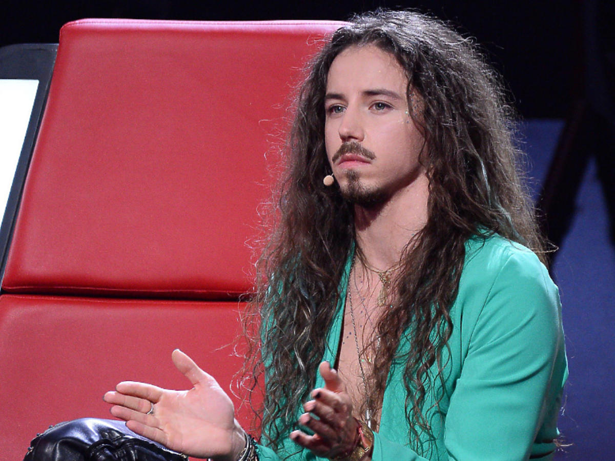 "Michał Szpak w ""The Voice of Poland"""