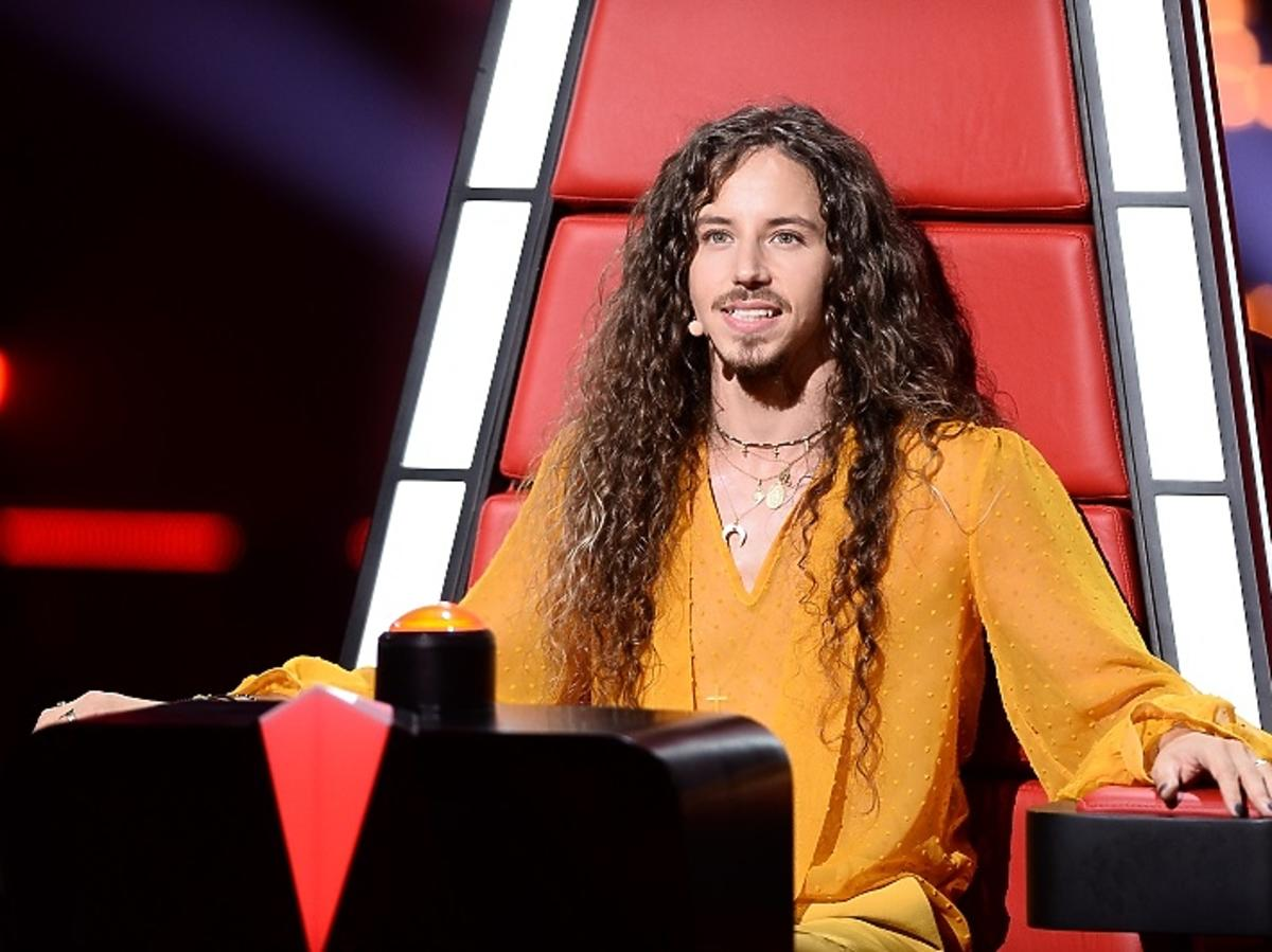Michał Szpak w The Voice of Poland 9