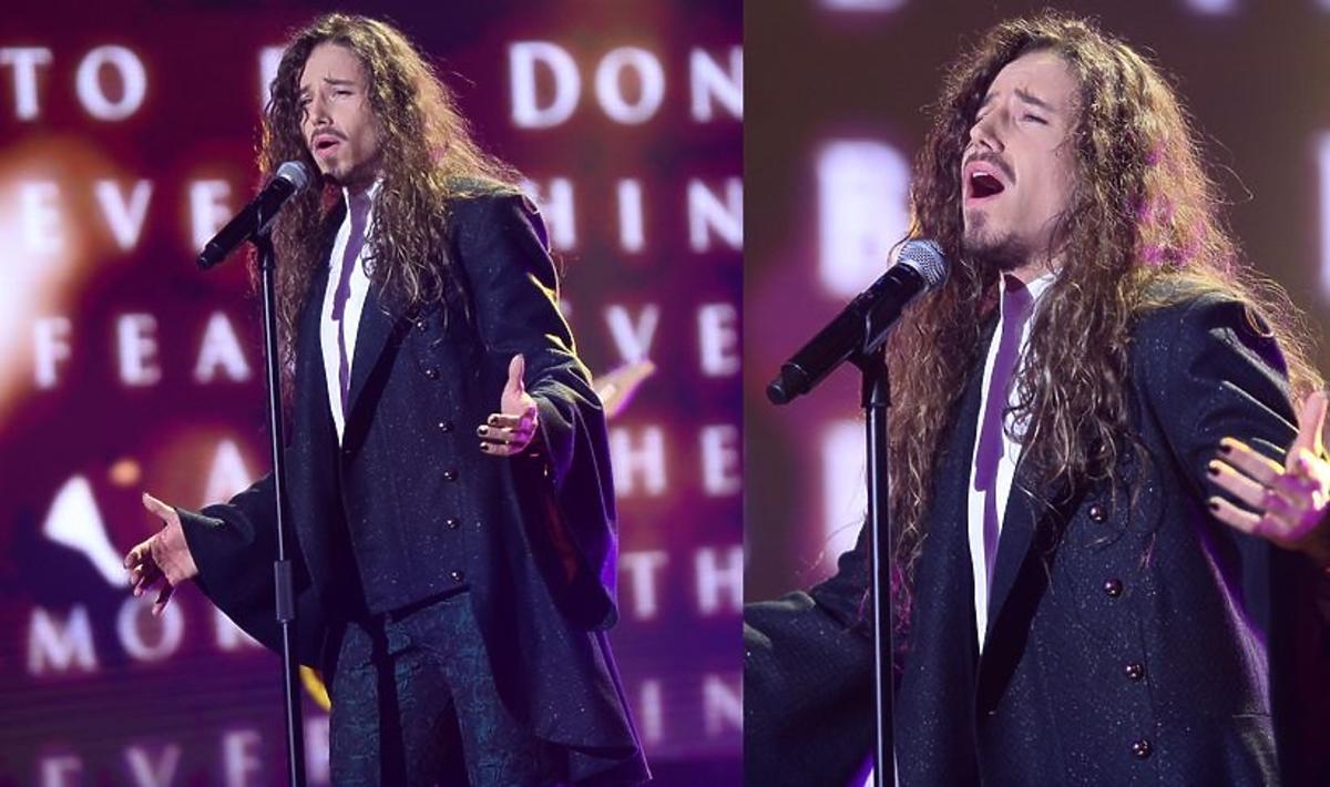 Michał Szpak zaśpiewał podczas polskich preselekcji do Eurowizji 2017