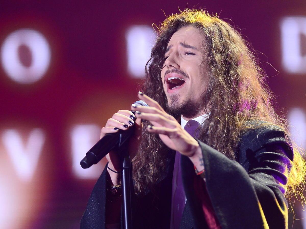 Michał Szpak zaśpiewał podczas polskich preselekcji do Eurowizji