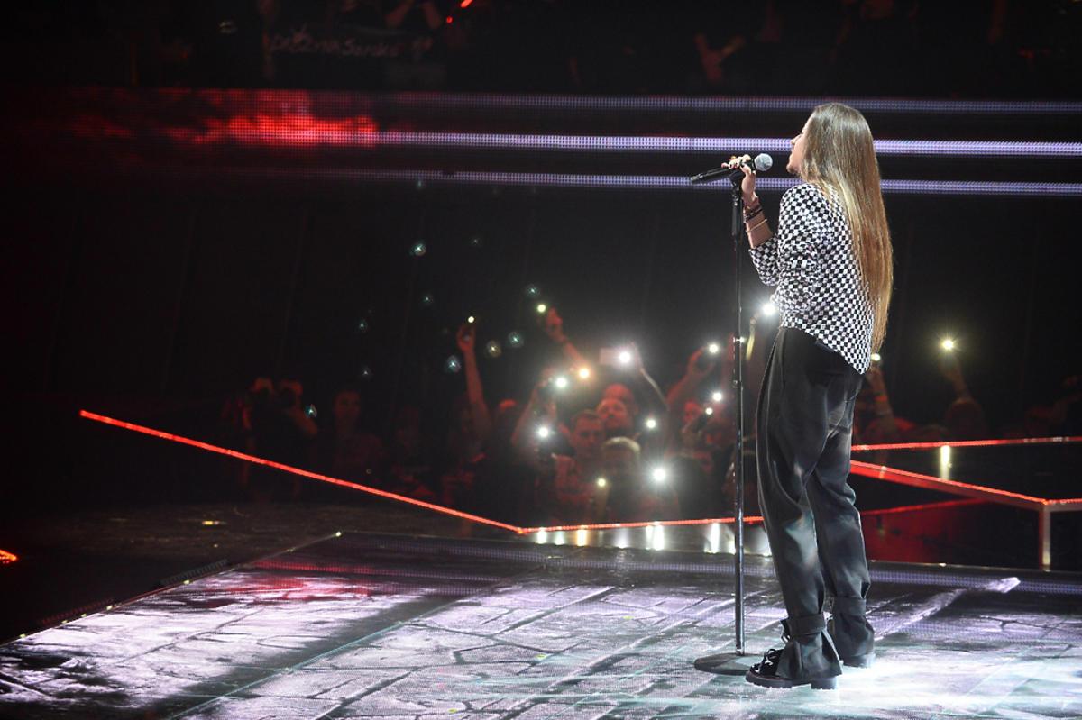 Michał Szpak zaśpiewał w hołdzie dla fanki
