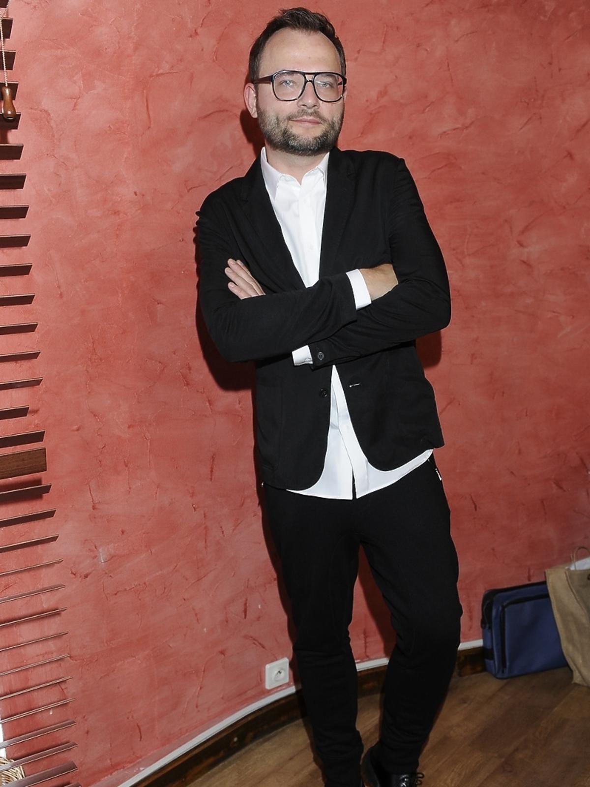 Michał Zaczyński na Off Fashion w Kielcach