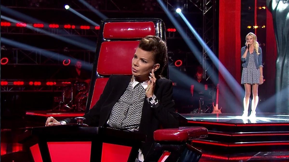 Michalina Manios w The Voice of Poland