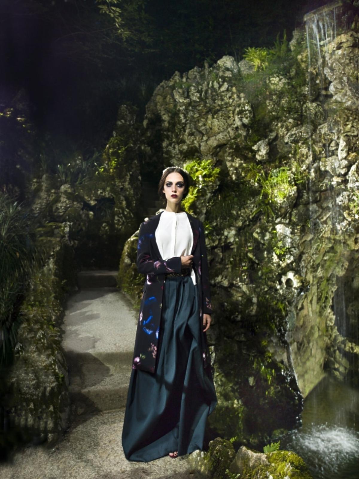 Michalina Strabel w sesji Top Model
