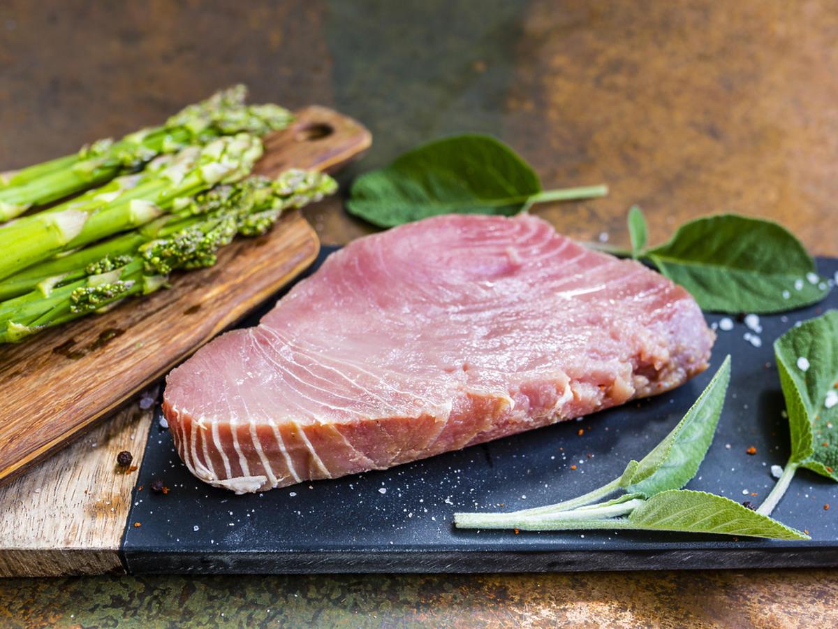 Mięso z tuńczyka