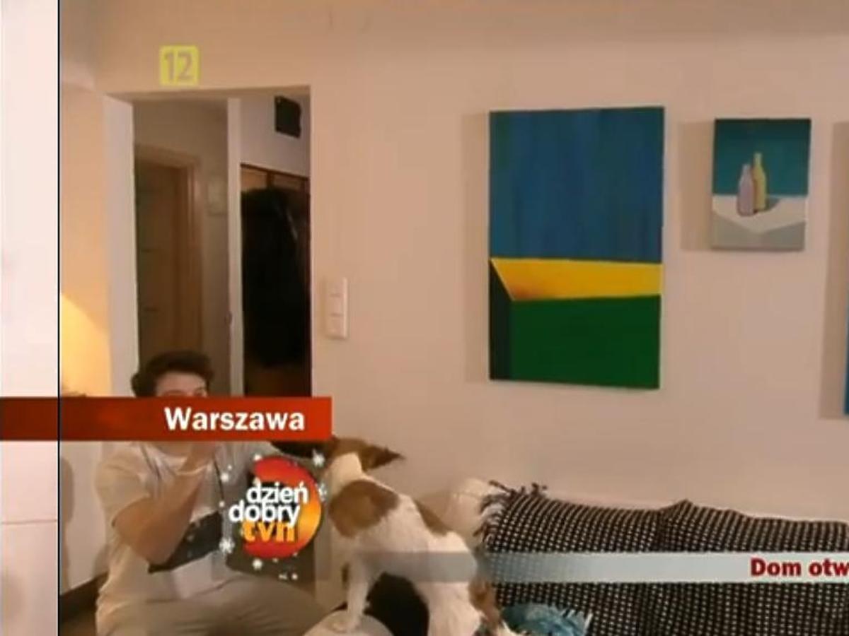 Mieszkanie Marty Wierzbickiej w Warszawie