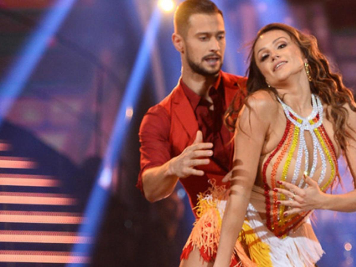 Mikołaj Jędruszczak i Sylwia Madeńska w Tańcu z gwiazdami