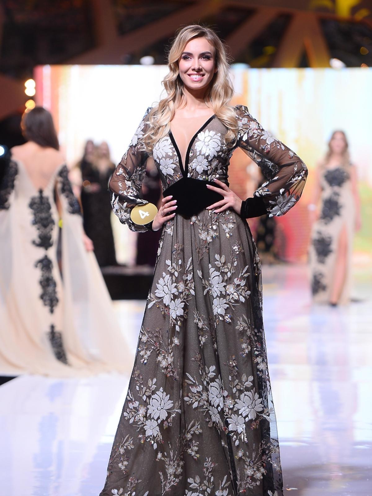 Milena Sadowska wygrała konkurs Miss Polonia 2018