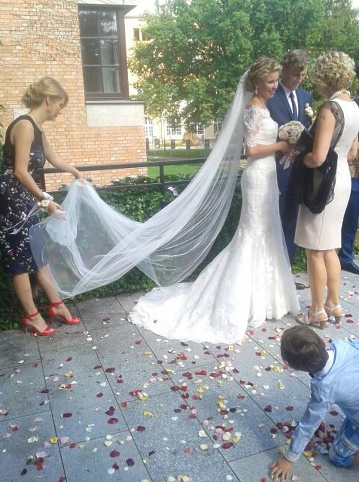 Milena Suszyńska wyszła za mąż