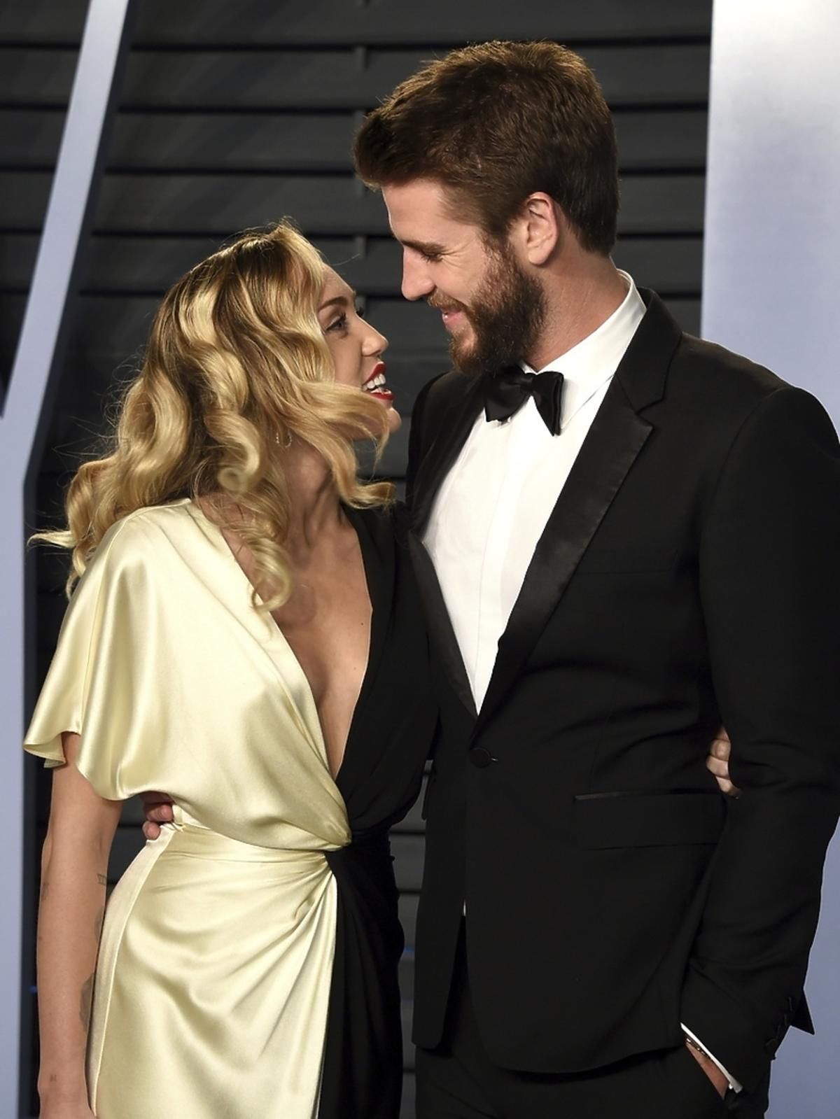 Miley Cyrus i Liam Hemsworth rozstali się?