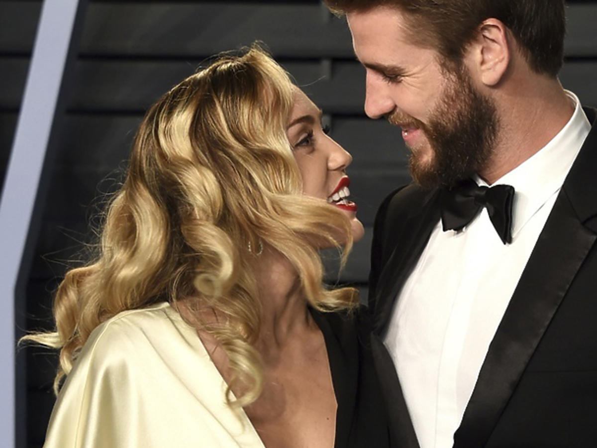 Miley Cyrus i Liam rozstali się?