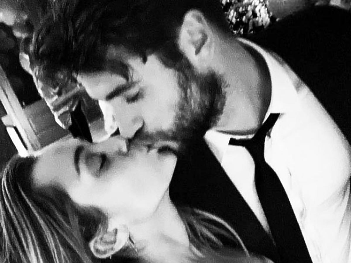 Miley Cyrus i liam ślub
