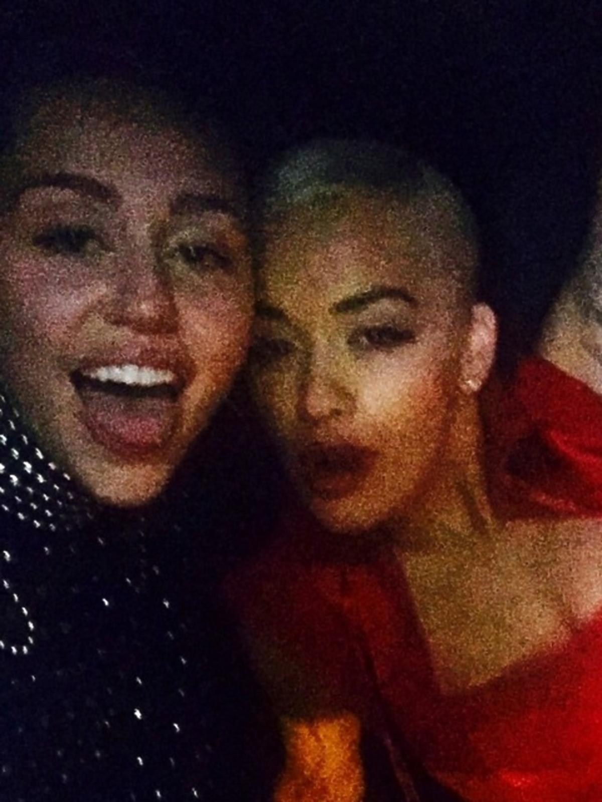 Miley Cyrus i Rita Ora na MET Gali 2015