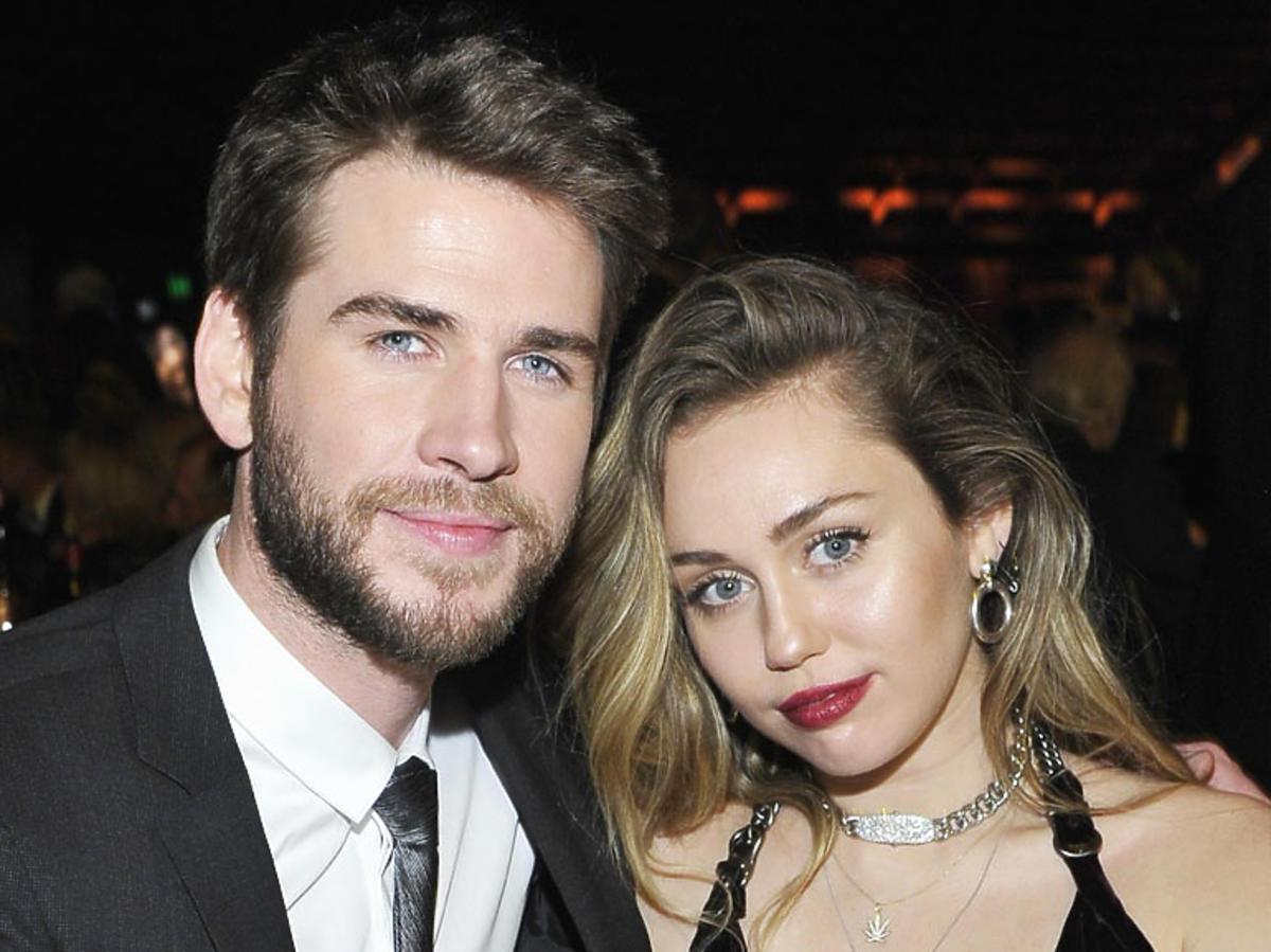 Miley Cyrus, Liam Hemsworth rozstali się