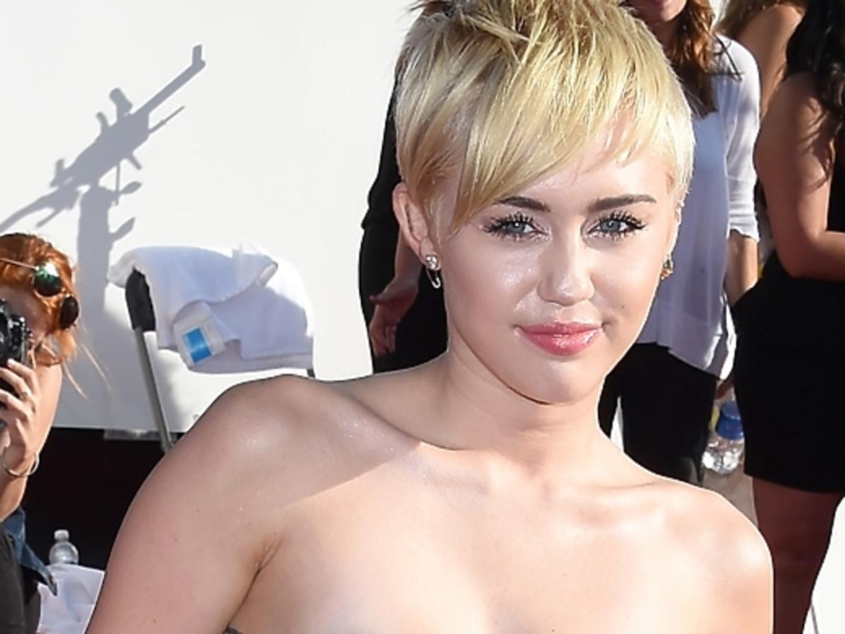 Miley Cyrus na MTV Video Music Awards 2014