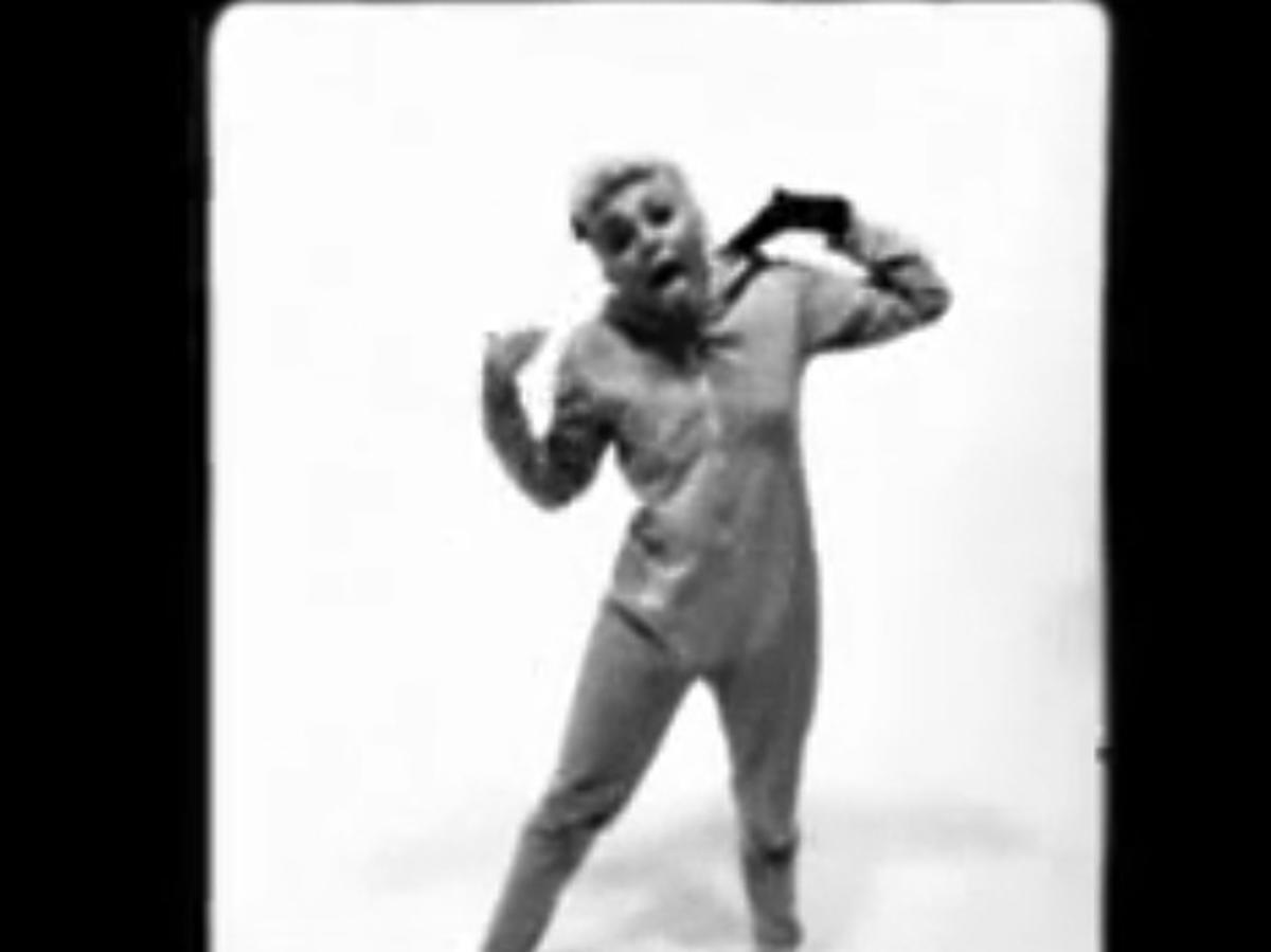 Miley Cyrus tańczy twerk