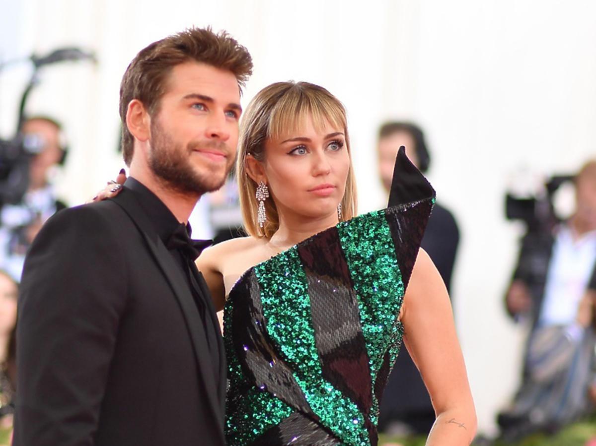 Miley Cyrus z Liamem