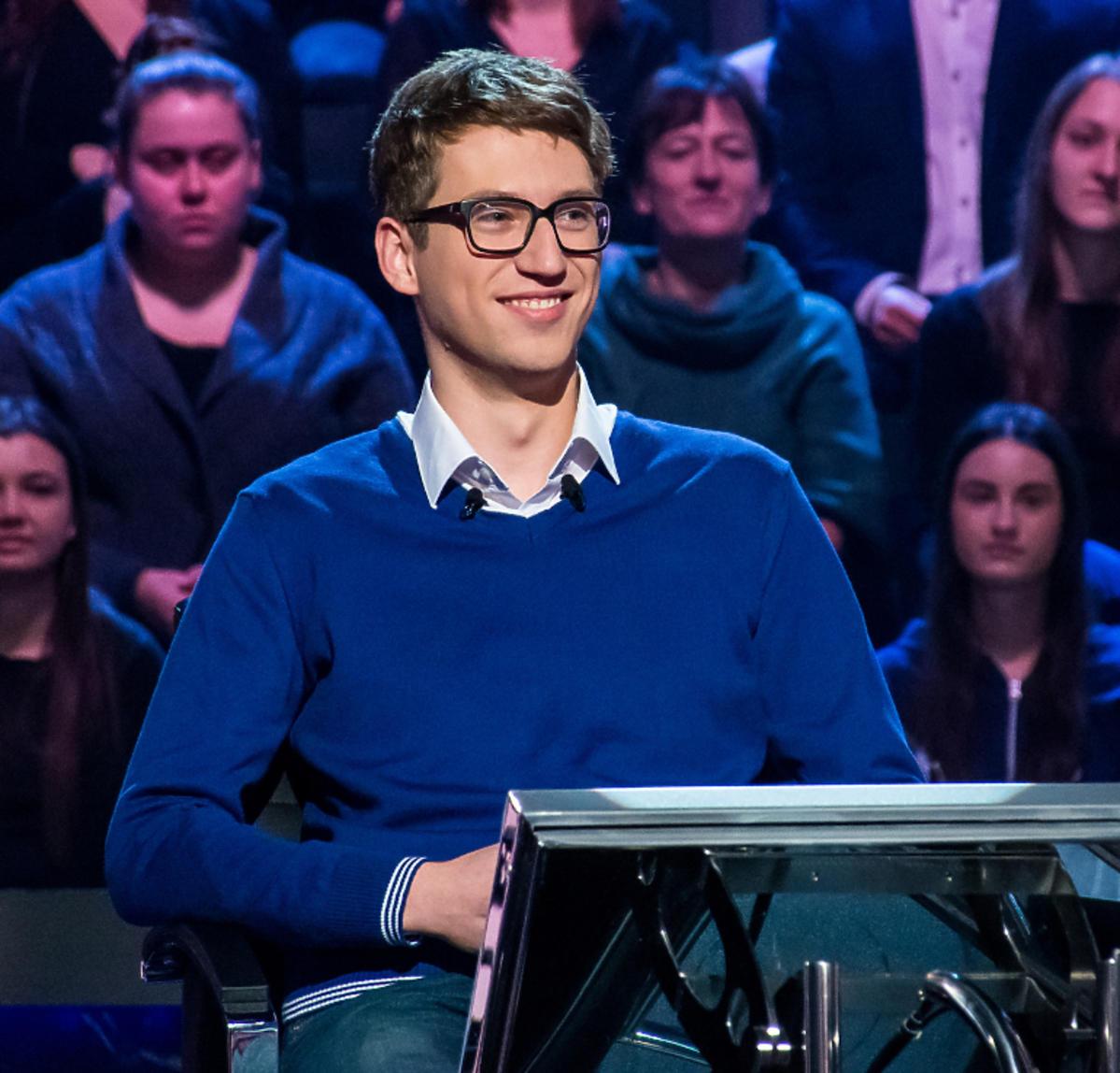 Milionerzy: Maksymilian Bilewicz usłyszy pytanie za milion
