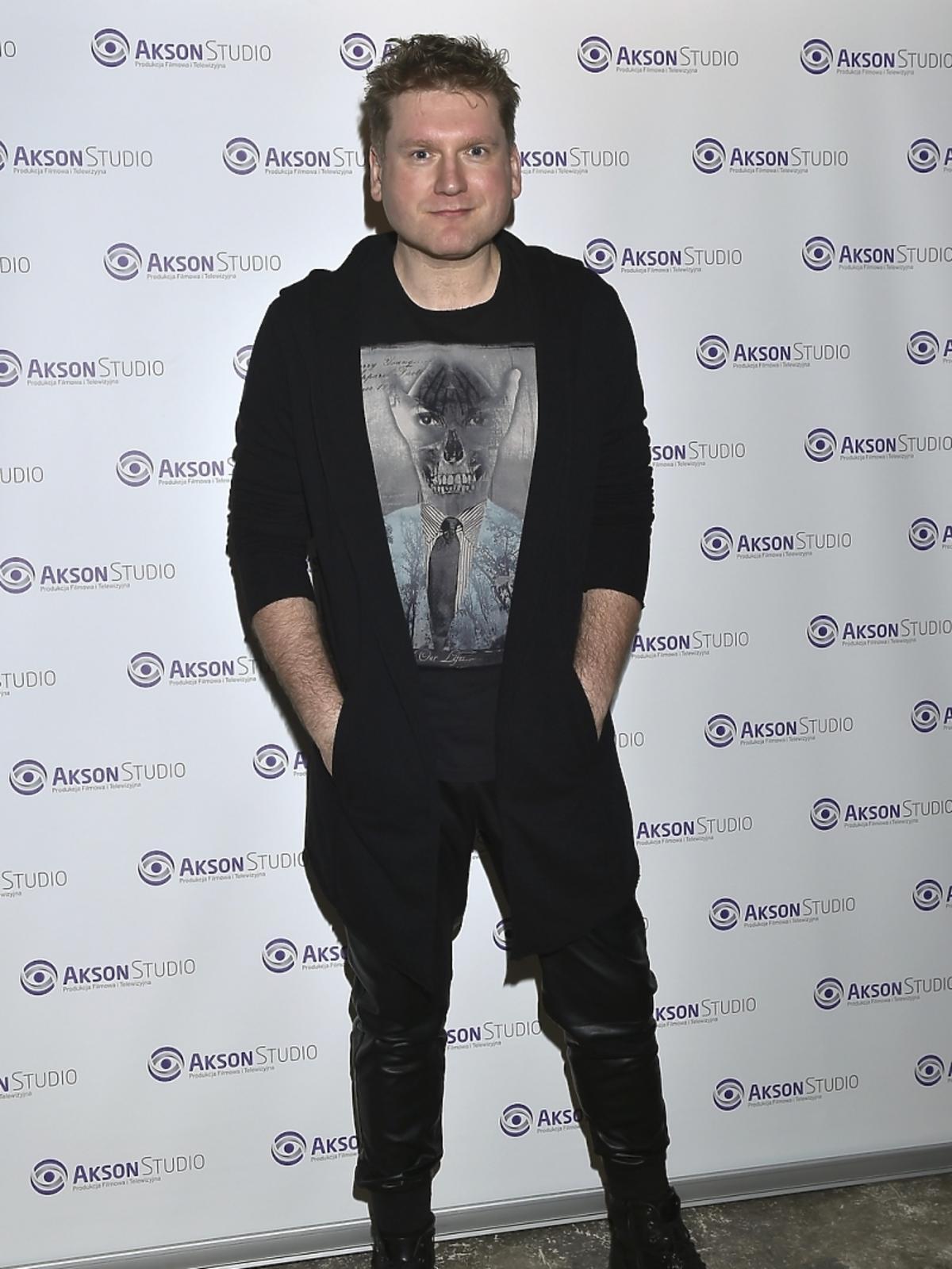Mirosław Kotowicz po zakończeniu zdjęć do serialu