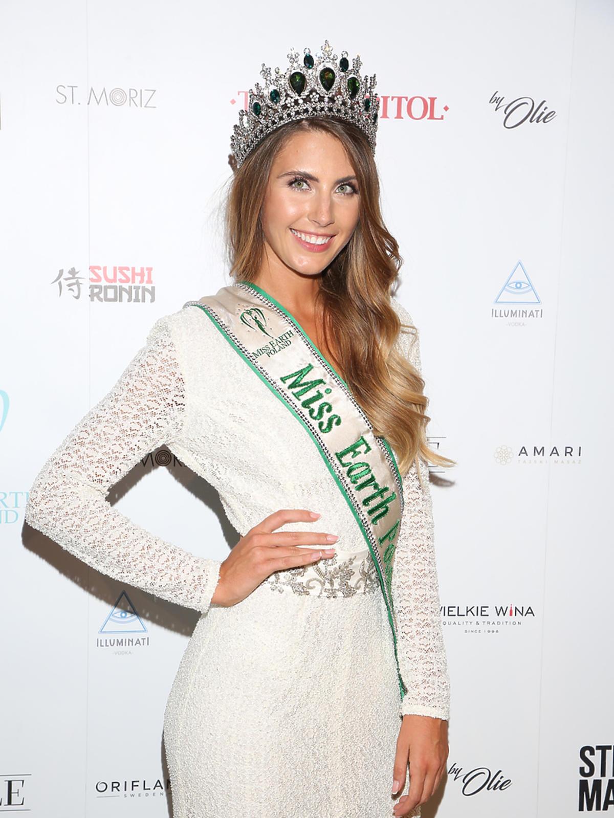 Miss Earth Poland 2018 wybrana!