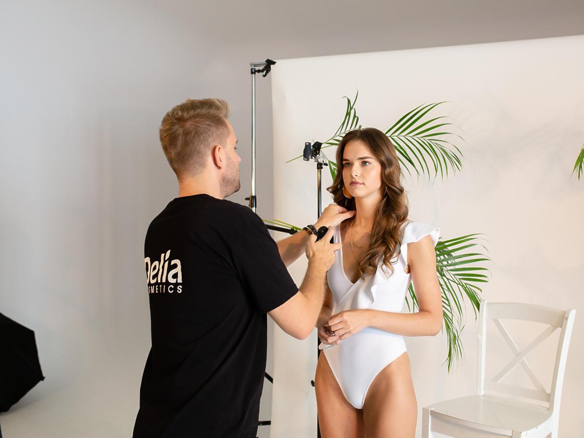 Miss Polonia 2018 Backstage sesji