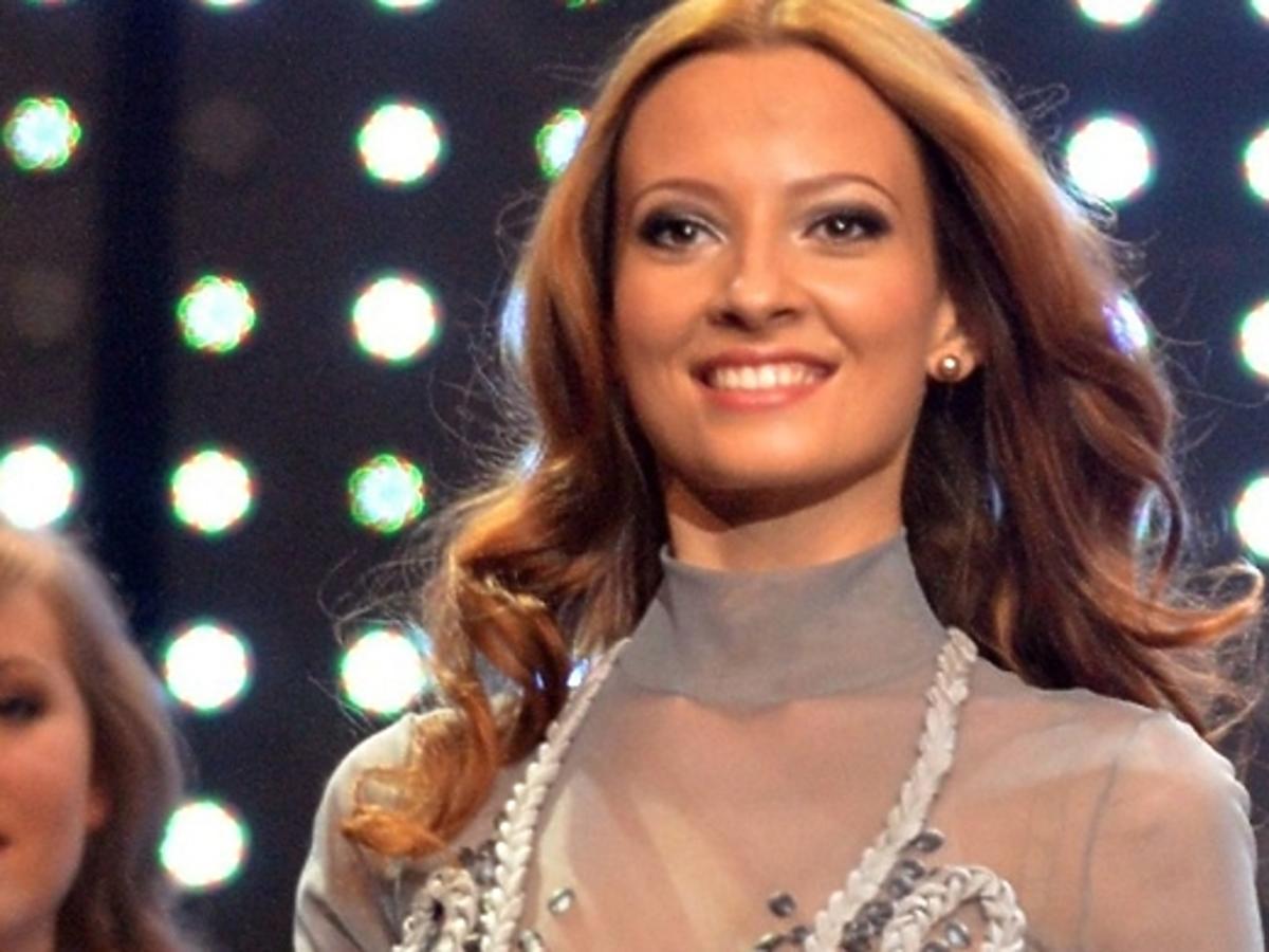 Miss Polski 2013 Ada Sztajerowska