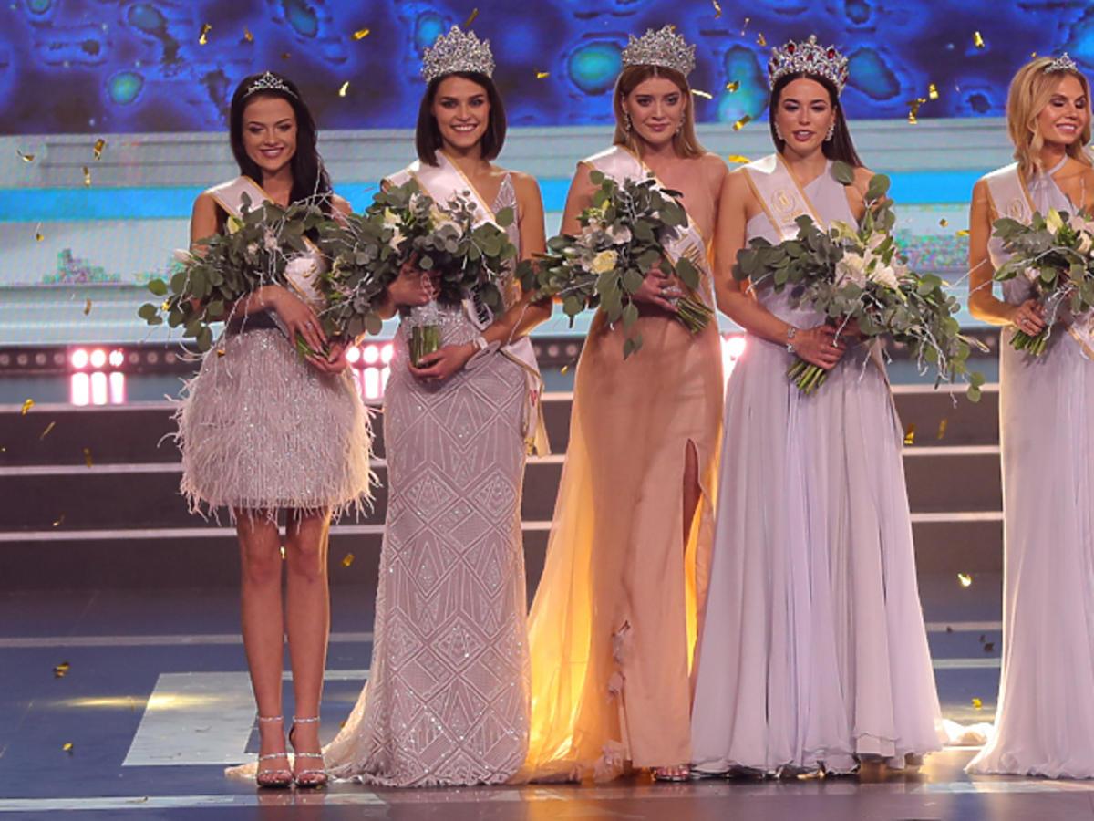 Miss Polski 2018 - finalistki