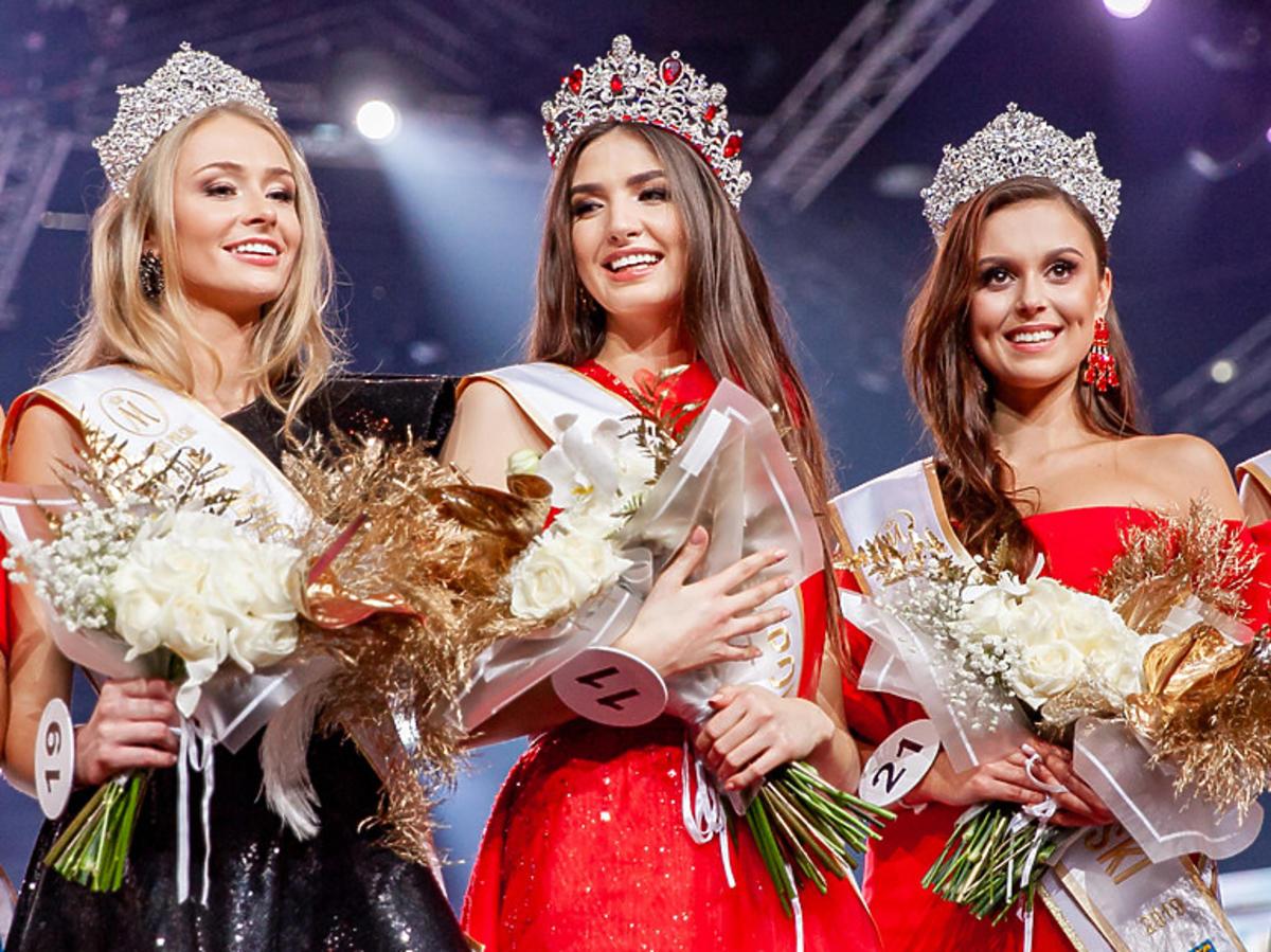 Miss Polski 2019 - Magdalena Kasiborska