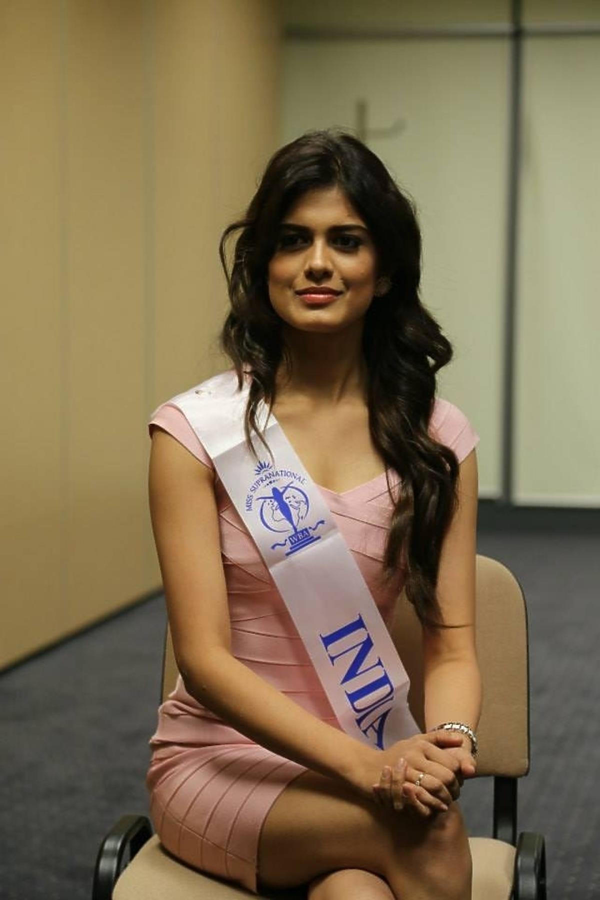 Miss Supranational Asha Bhat