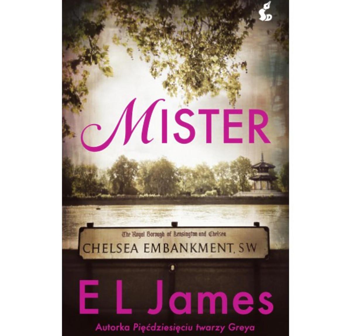 Mister E.L. James