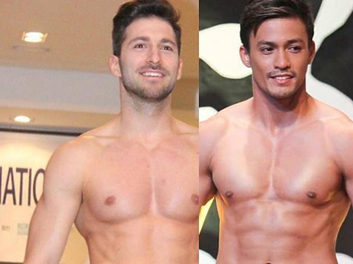 Mister Filipin wygrał Mister International