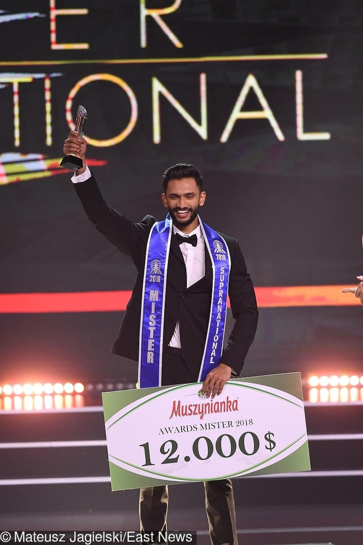 Mister Supranational 2018